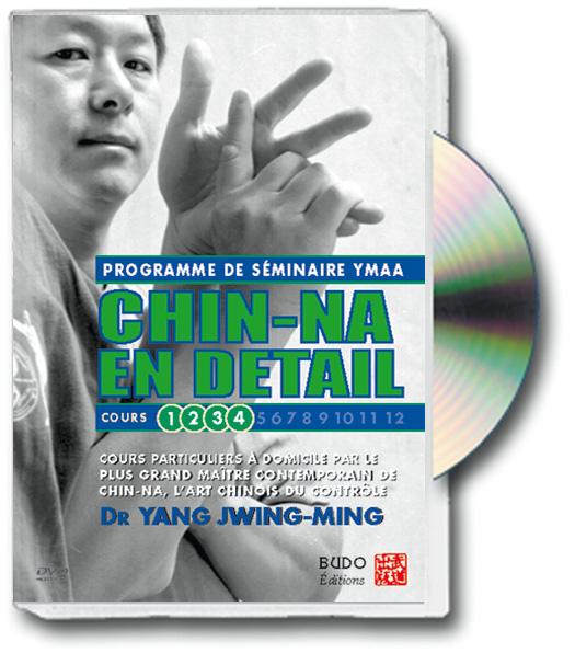 CHIN-NA DU SHAOLIN Cours détaillés, volumes 1 à 4