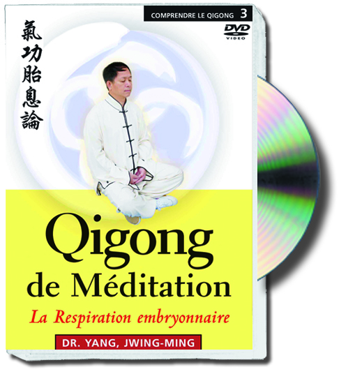 COMPRENDRE LE CHI-KUNG (3) La respiration embryonnaire