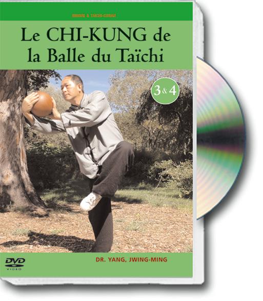 CHI-KUNG DE LA BALLE DU TAÏCHI (2)