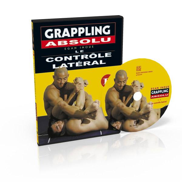GRAPPLING ABSOLU (2) Le contrôle latéral