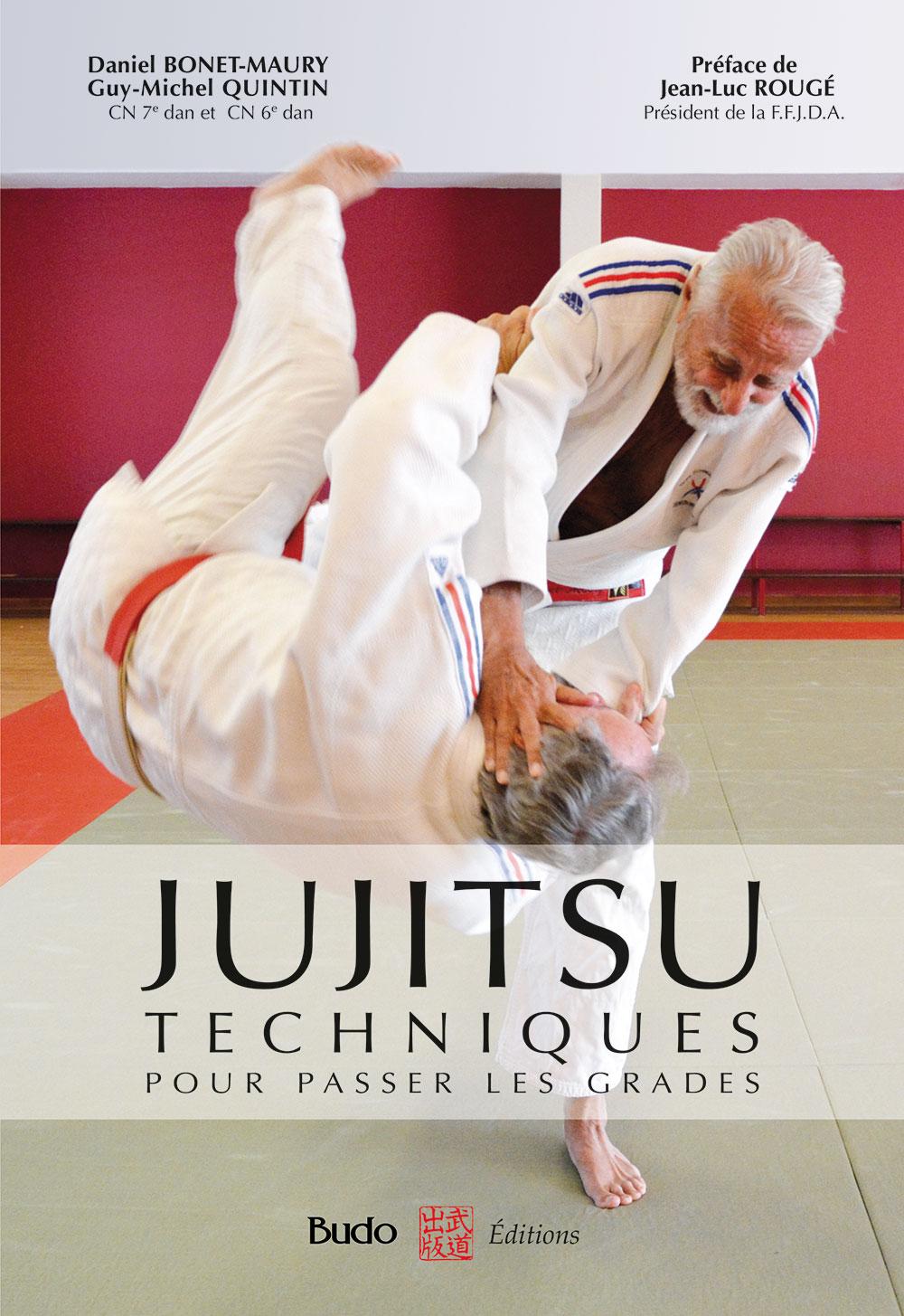 JUJITSU Techniques pour passer les grades