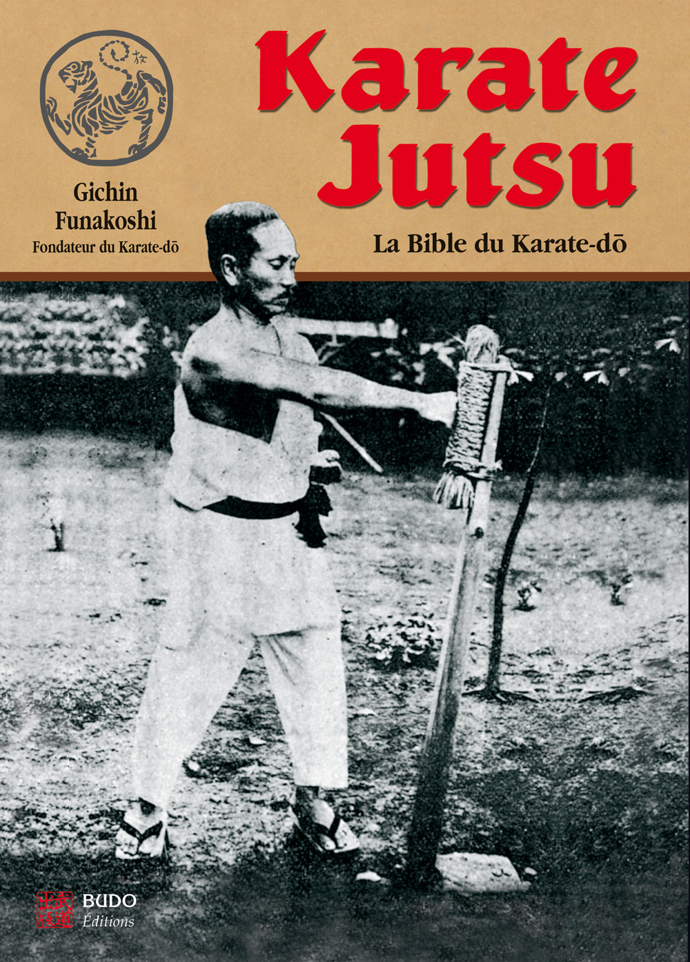 KARATE JUTSU  La bible du karate-dô