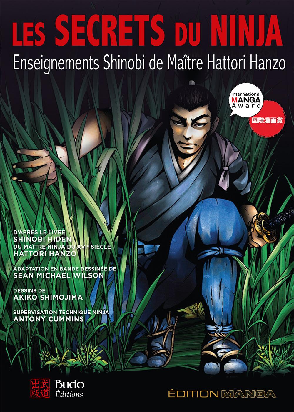 LES SECRETS DU NINJA (Manga)