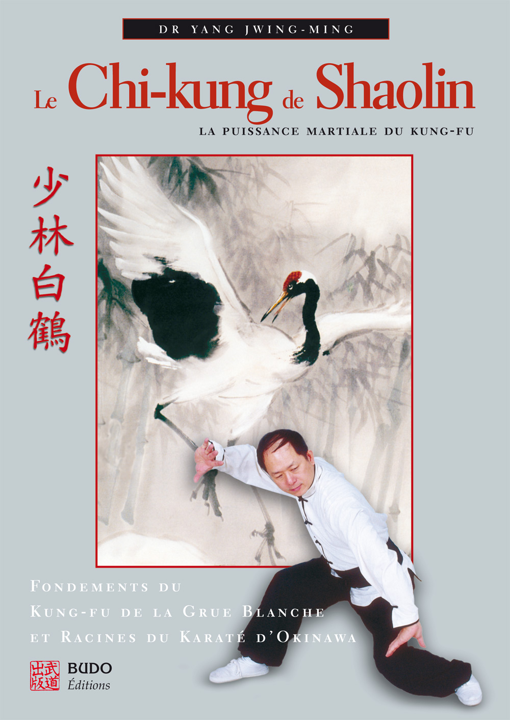 LE CHI-KUNG DE SHAOLIN puissance martiale kung-fu