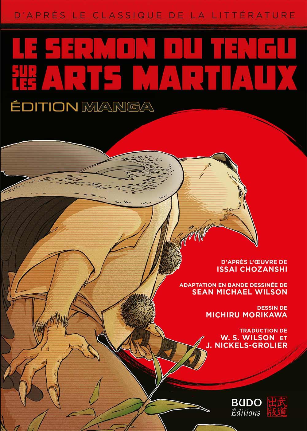 Le sermon du Tengu sur les arts martiaux (Manga)