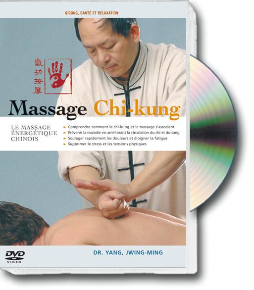 MASSAGE CHI-KUNG Le massage énergétique chinois