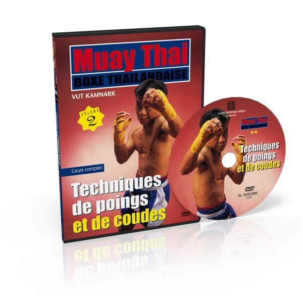 MUAY THAI (2) Techniques de poings et de coudes