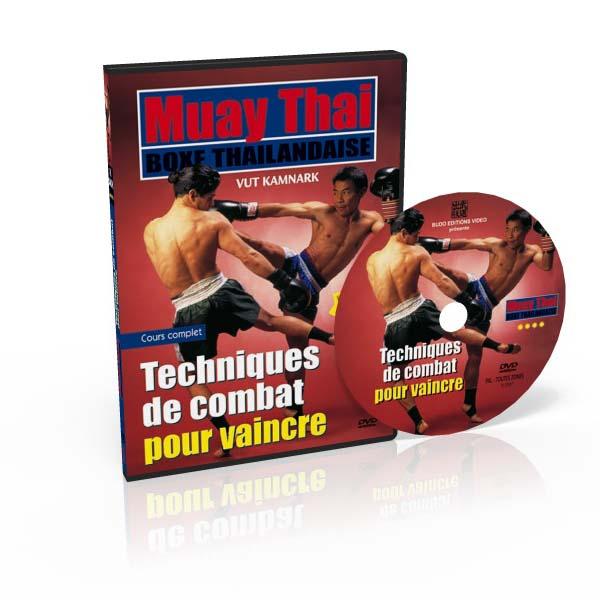 MUAY THAI (4) Techniques de combat pour vaincre