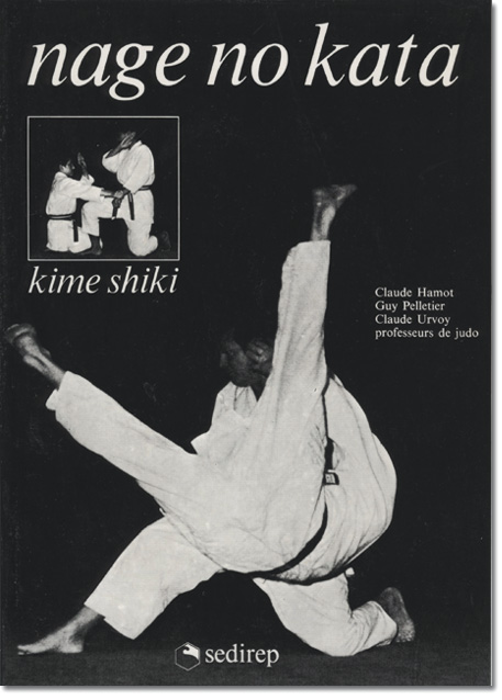 NAGE NO KATA-Kime shiki