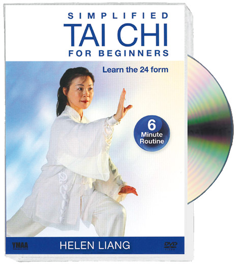 SIMPLIFIED TAI CHI FOR BEGINNERS — 24 Form