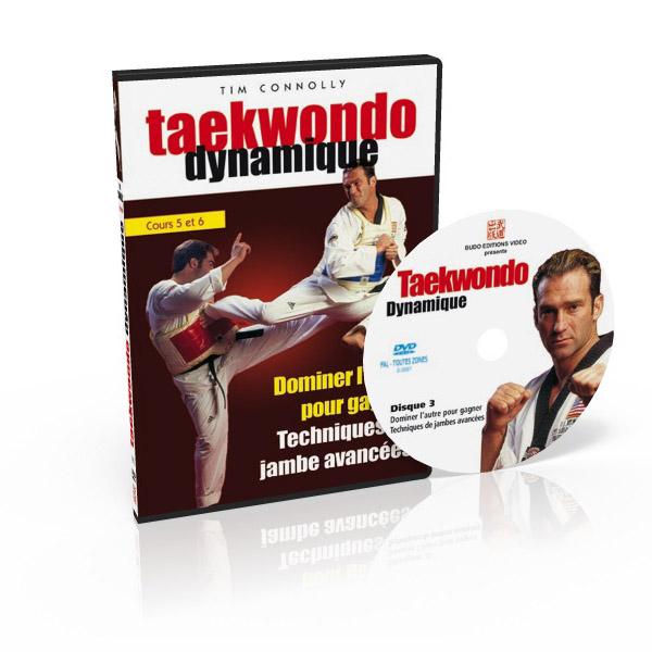 TAEKWONDO DYNAMIQUE Dominer l'autre pour gagner cours 5 et 6