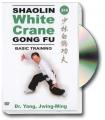 SHAOLIN WHITE CRANE gong fu training 3&4