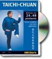 TAICHI-CHUAN SIMPLIFIÉ Méthodes des 24 et 48 postures