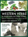 WESTERN HERBS (livre en anglais)